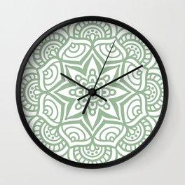 Mandala 23 Wall Clock