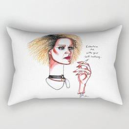 Hypodermic Sally #3 Rectangular Pillow
