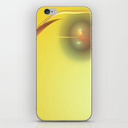 sound of colour iPhone Skin