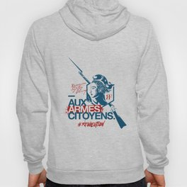 Aux Armes Citoyens Hoody