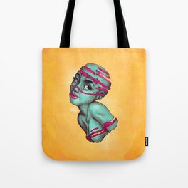Fraught with draught Tote Bag