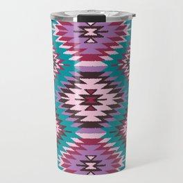 Navajo Dreams - Turquoise Travel Mug