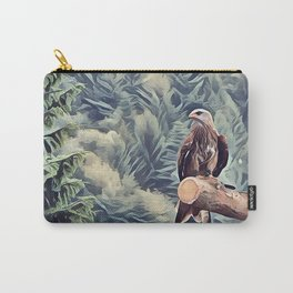 The Red Tail Hawk Carry-All Pouch