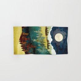 Autumn Moon Hand & Bath Towel