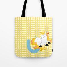 u for unicorn Tote Bag