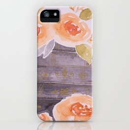 Scattered Thoughts iPhone Case