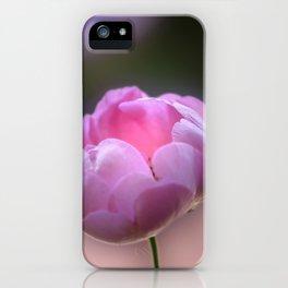 I am Pink iPhone Case