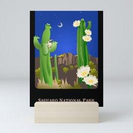 Saguaro National Park Mini Art Print