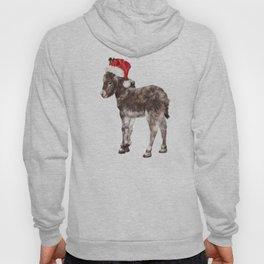Christmas Baby Donkey Hoody