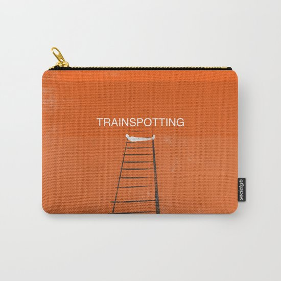Trainspotting Carry-All Pouch