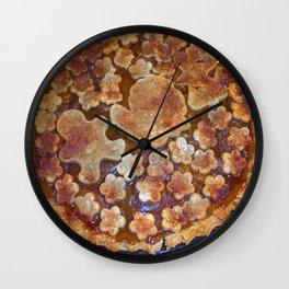 Piping Hot Wall Clock