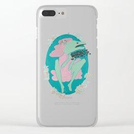 Muraena Clear iPhone Case