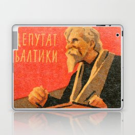 Soviet Film Poster Baltic Deputy Laptop & iPad Skin