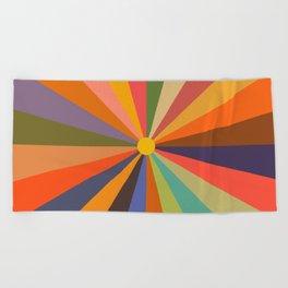 Sun - Soleil Beach Towel