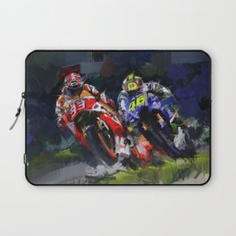 Motogp Champion Laptop Sleeve