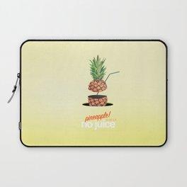Pineapple. NO JUICE! Laptop Sleeve