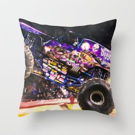 Son Uva Digger Throw Pillow