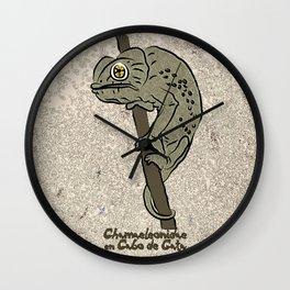 Camaleon Wall Clock