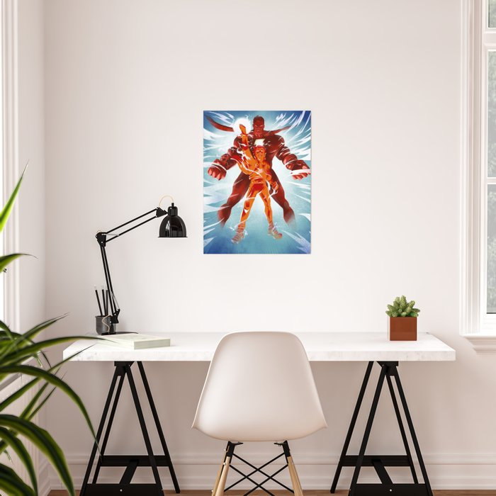Kind Of Magic Poster