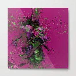 flower#2 Metal Print