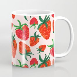 Strawberry Harvest Coffee Mug