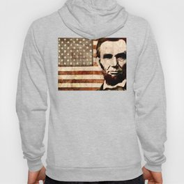 Abraham Lincoln Hoody