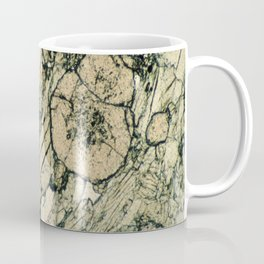 Garnet Crystals Coffee Mug