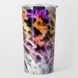 Genie in a painting Travel Mug