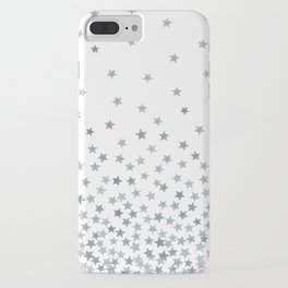 STARS SILVER iPhone Case