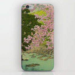 Shaha - A Place Called Home iPhone Skin