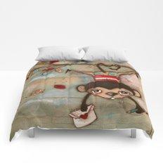 I Love You, MOnkey Comforters