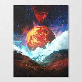 Powers of the Universe Canvas Print