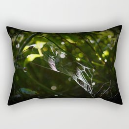 In the Hedgerow Rectangular Pillow