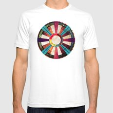 Cosmos MMXIII - 02 Mens Fitted Tee White SMALL