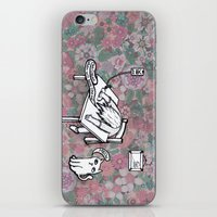 lost in translation iPhone & iPod Skins featuring Lost In Translation by Bon Rurgundy