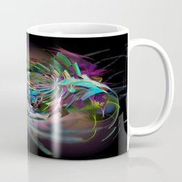 Flora Swirl Coffee Mug
