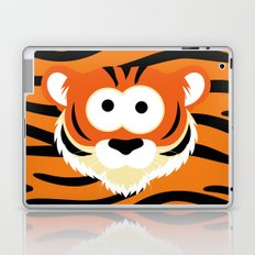 Minimal Tiger Laptop & iPad Skin