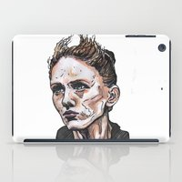 depeche mode iPad Cases featuring Mode by Meredith Mackworth-Praed