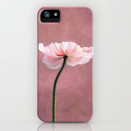 Madame Poppy iPhone Case