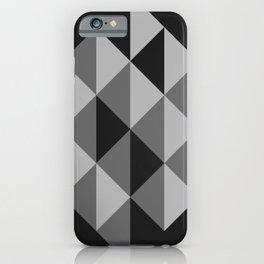 Broken Pyramids iPhone Case