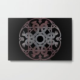 Celtic knots #1 Metal Print
