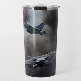 Tornado GR4 Bombing run Travel Mug