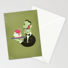 Brain Food Stationery Cards