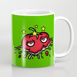 Smashed Tomato Coffee Mug