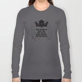 Reformation 5 Solas Long Sleeve T-shirt