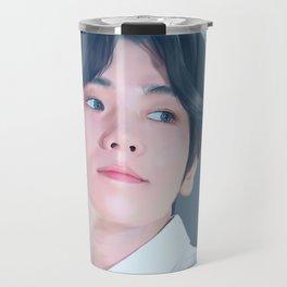 EXO Baekhyun Travel Mug