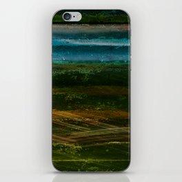 BLUE CANOE iPhone Skin