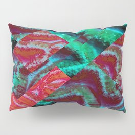 Ahi Tuna Pillow Sham