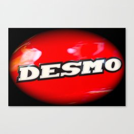 Desmo - 888SP2 Canvas Print