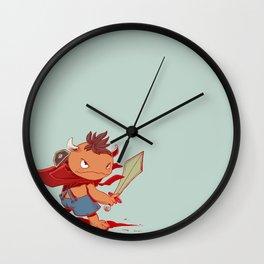 Mite Wall Clock